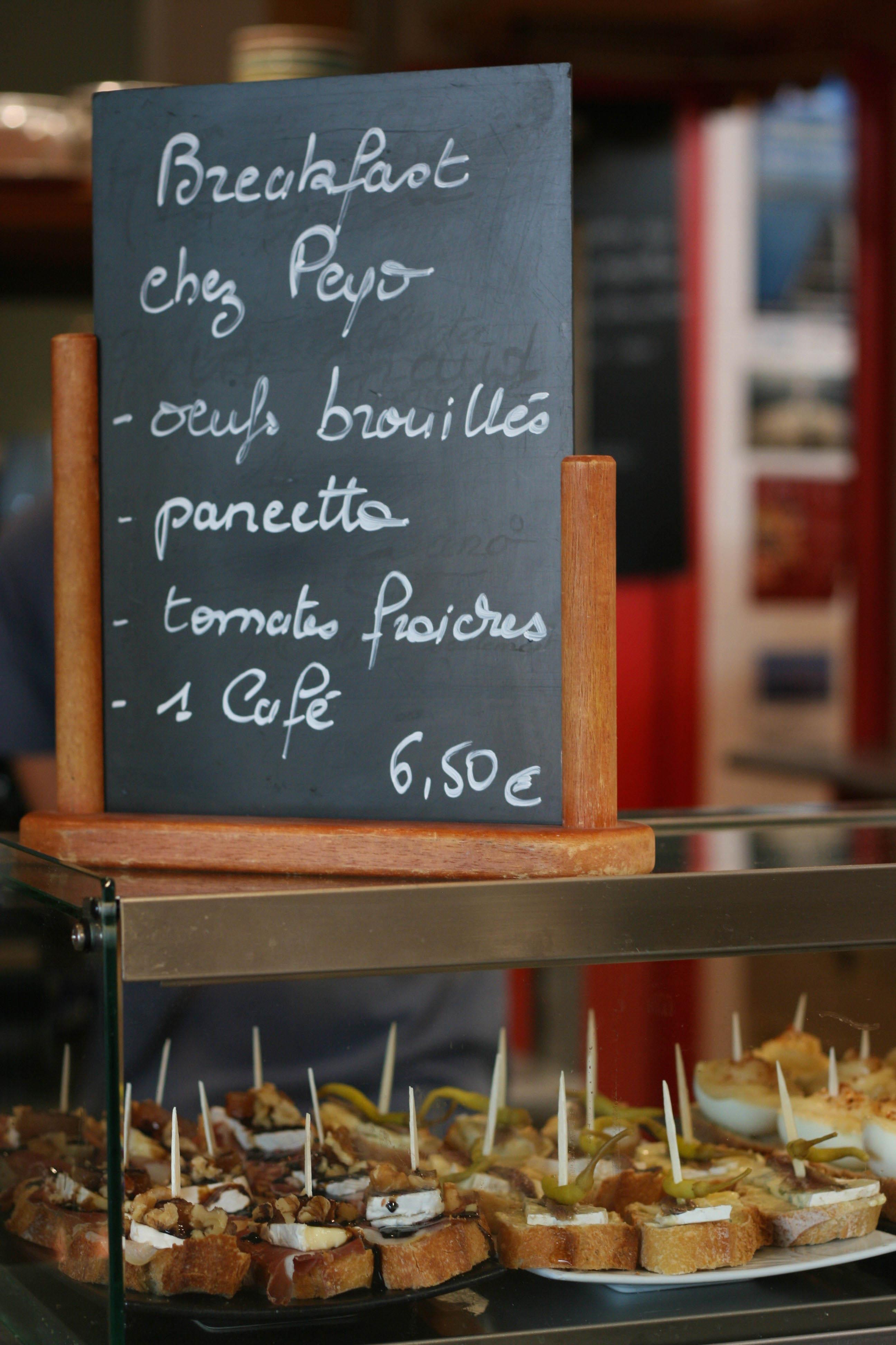 Marktpause i Cap Ferret